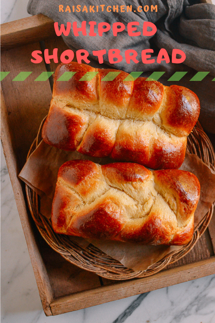 Judy's Homemade Brioche Recipe