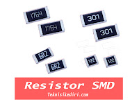 Pengertian Dan Fungsi Resistor SMD - Elektronika Dasar