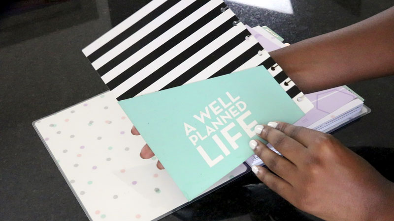 Plan With Me in Happy Planner | Janetta LeRose