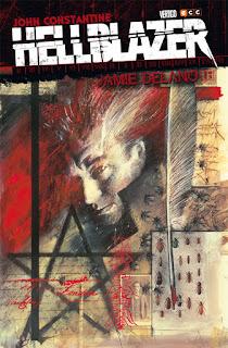 Hellblazer Jamie Delano #1