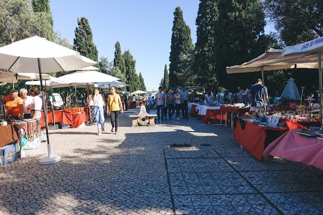 ヴァスコ・ダ・ガマ庭園(Jardim Vasco da Gama)