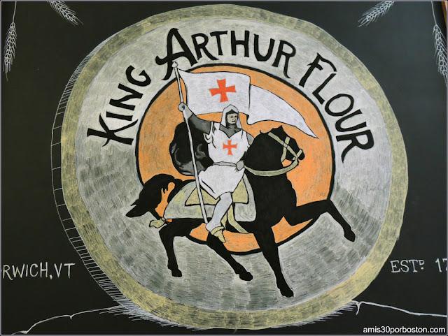 Tienda de la  King Arthur Flour, Vermont