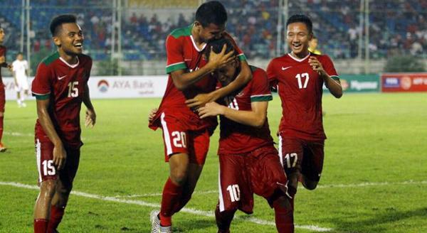 Jadwal Lengkap Timnas Indonesia di Kualifikasi Piala Asia U-19 2018