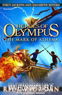 Ebook Novel Rick Riordan -The Heroes of Olympus 3 - The Mark of Athena - Full Halaman
