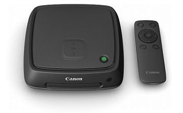 Updates to Canon Connect Station CS100 with Firmware 2.5