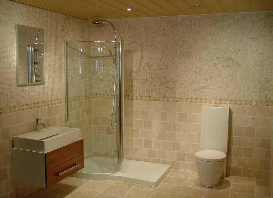Model Kamar Mandi Dan Ruang Dapur Modern Minimalis