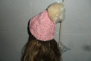 "18"" doll hat"