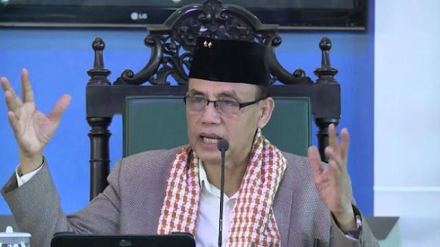 Tanggapi Saksi Ahli Ahok, Komisi Hukum MUI: Menafsirkan Al-qur'an dengan Pikiran Sendiri Sudah Disiapkan Tempat di Neraka