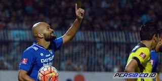 Persib Bandung Kontrak Sergio Van Dijk Satu Tahun