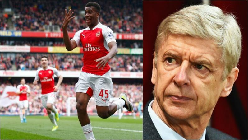 Arsenal Can't Rely On Young Players To Win Titles -Arsene Wenger
