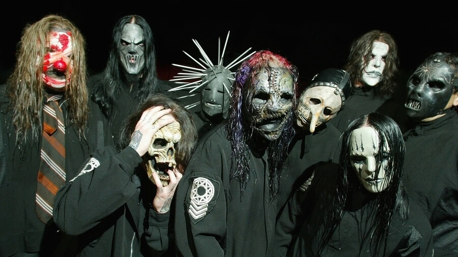 Topeng Slipknot Era Vol 3