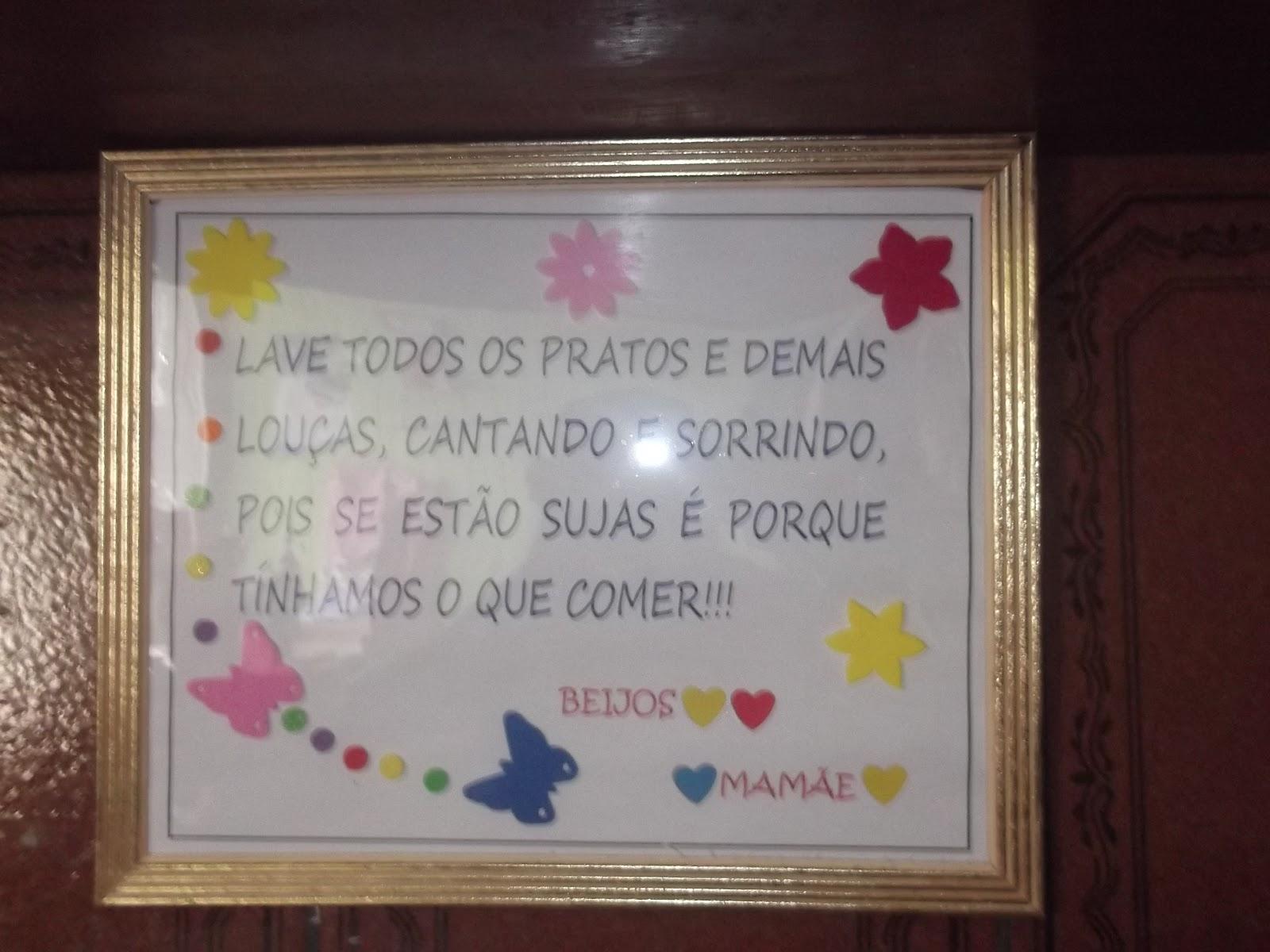 Artes Da Teka Frase Para Colocar Na Cozinha Proxda Pia