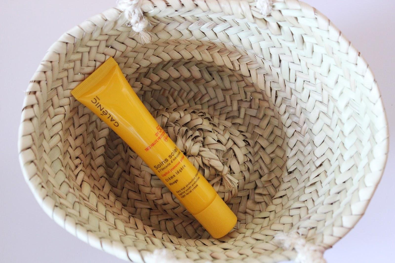 5 protectores solares para tu cabazo de verano beauty