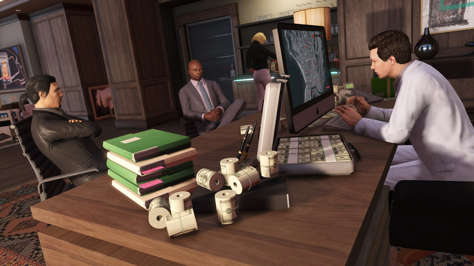 Grand Theft Auto V ESPAÑOL PC + Update v1.41 (RELOADED) 5