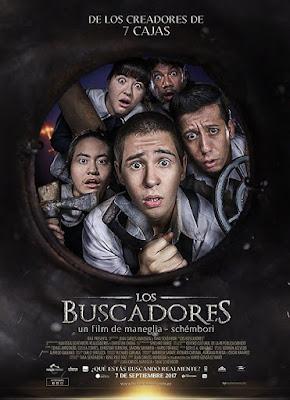 Los Buscadores 2017 Custom HD Latino 5.1
