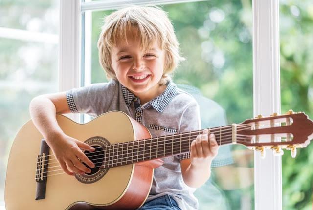 Học Guitar tại quận 2