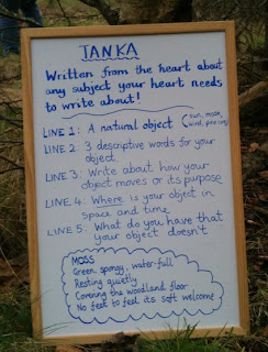 Love outdoors an outdoor literacy activity creative for Tanka poem template