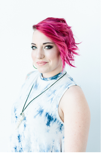 Serah Shirley, hairstylist, Pulp Riot, haircolor, unicorn hair, crazy haircolor, hair dye, interview, First Look Fridays