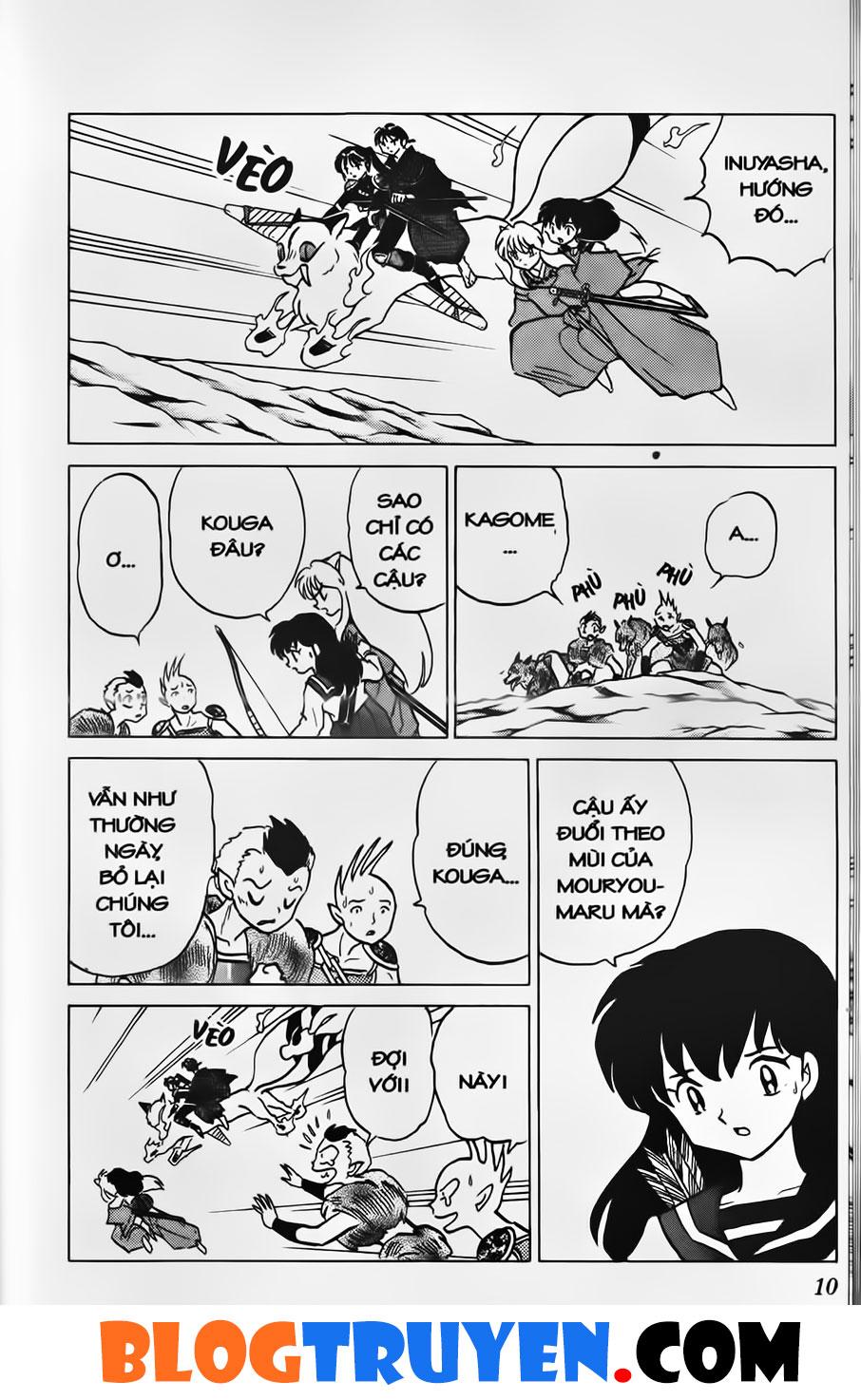 Inuyasha vol 39.1 trang 8