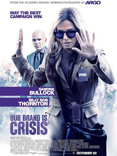 Our Brand Is Crisis (2015) – สู้ไม่ถอย ทีมสอยตำแหน่งประธานาธิบดี [พากย์ไทย]