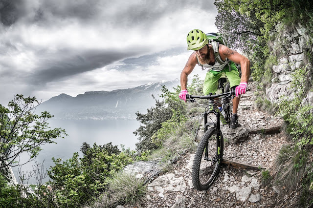 trails am gardasee scott genius 720 plus