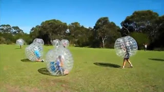 bubbleball, Bubble Soccer, Bubble Football