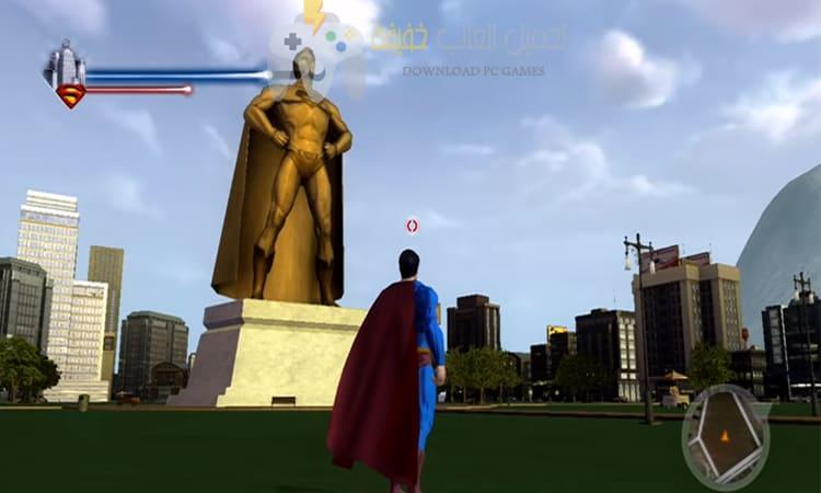 تحميل لعبة سوبر مان Super Man 2020 للكمبيوتر من ميديا فاير