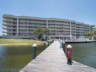 Mariner Pass Waterfront Condo For Sale, Orange Beach AL