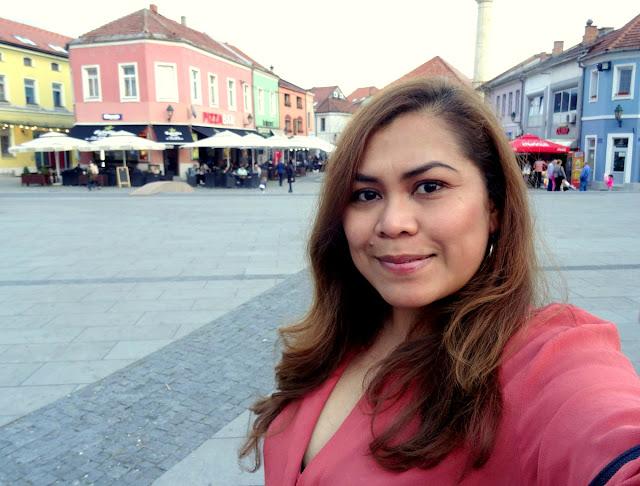 Dutched Pinay Tuzla Stari Grad (Old Town), Bosnia & Herzegovina