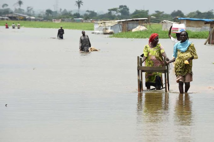 Nigeria Declares National Disaster As Floods Kill Over 100