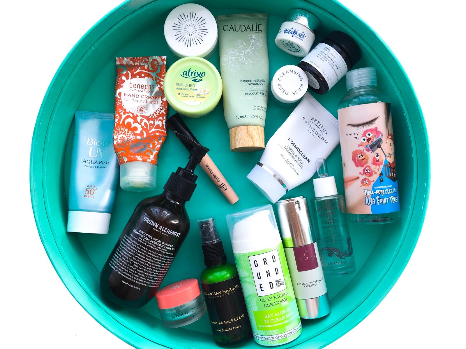 empties and mini reviews, products ive used up this month, bodycare, skincare, makeup