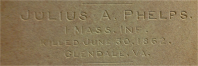 Phelps memorial
