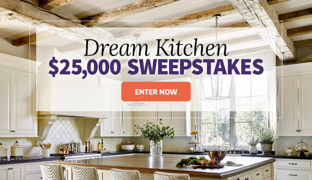 Merveilleux Dream Kitchen $25,000 Sweepstakes