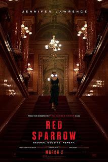 Red Sparrow - Poster & Segundo Trailer