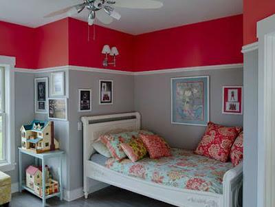 warna cat kamar bagus