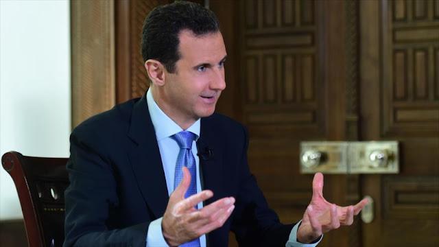 Al-Asad anuncia su disposición a celebrar referéndum en Siria