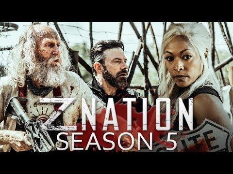 Fangs For The Fantasy: Z Nation, Season 5, Episode 3: Escape
