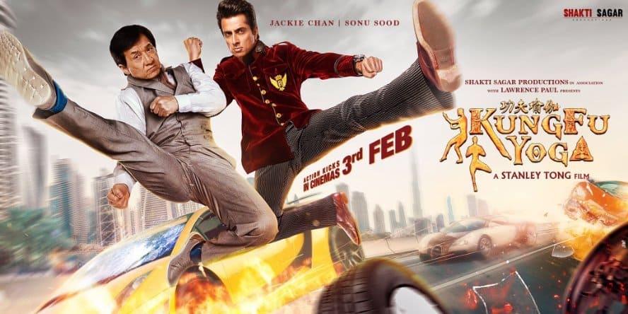 Filme Kung Fu Yoga Dublado para download por torrent 1080p 720p Bluray Full HD