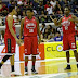 Ginebra defense and freethrow shooting causes their first loss