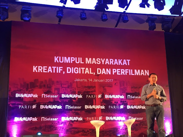 Waduk Melati Jakarta Direncanakan Sebagai Pusat Fashion.