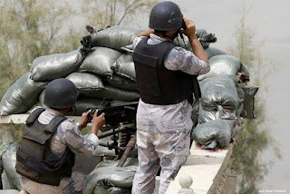 Tentara Saudi Dibunuh oleh Teroris Syiah di Qatif