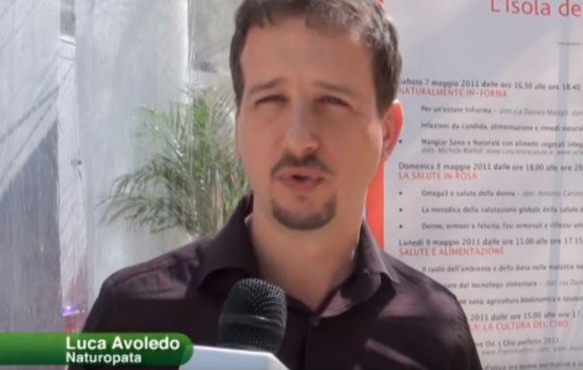 Il naturopata Luca Avoledo parla di fame compulsiva