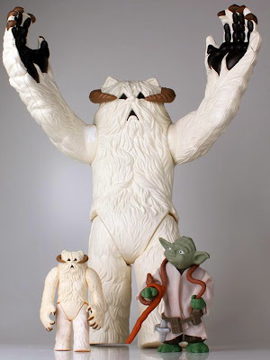 "Wampa 22"" Jumbo Vintage Kenner Star Wars Action Figure by Gentle Giant"