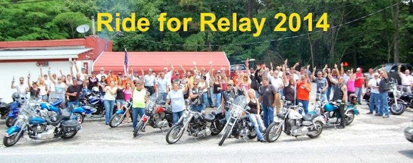 Ride For Relay of Winston-Salem, NC