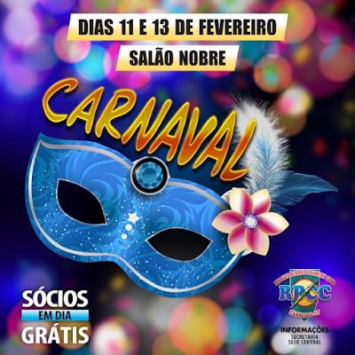Clubes barretenses tem atrações durante o carnaval (O Diário de Barretos)
