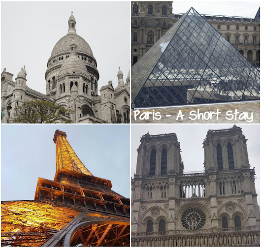 T R A V E L - / / HOW TO GET THE MOST OUT OF A SHORT STAY IN PARIS.