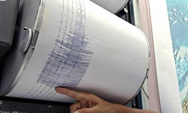 Σεισμός βορειοανατολυκά της Θήβας  (φωτο)