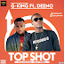 F! MUSIC: G-King ft. Dino Miz - Top Shot | @FoshoENT_Radio