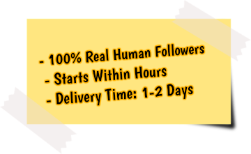 get more Facebook followers service features