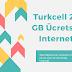 TURKCELL 25 GB BEDAVA INTERNET!